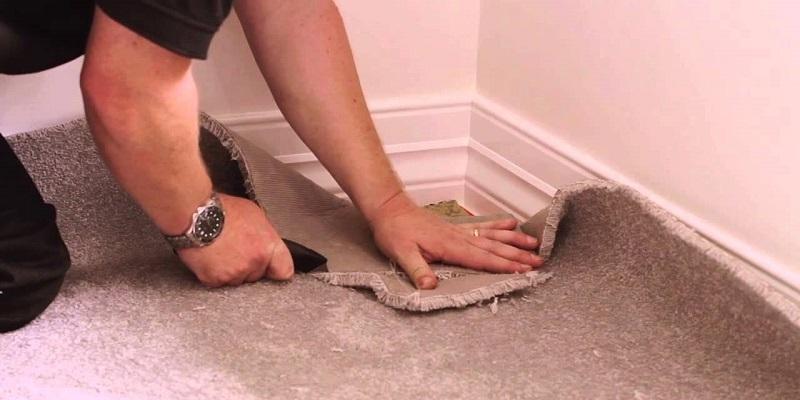 Szybki montaż wykładziny dywanowej