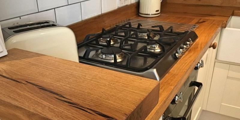 Drewniane blaty kuchenne